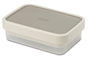 JOSEPH JOSEPH - Lunch box, szary, GoEat