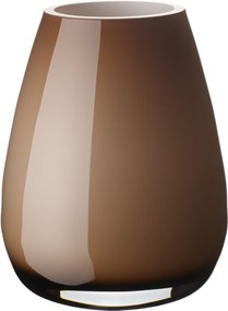 Villeroy&Boch Drop Vase Wazon Natural Cotton 19cm.