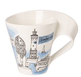Villeroy&Boch Cities of the World Kubek 0,3L Bodensee