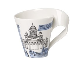 Villeroy&Boch Cities of the World Kubek 0,3L Helsinki