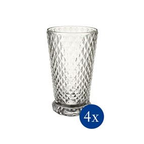 Villeroy&Boch  Boston Flare szklanka do long drinków, 4 sztuki