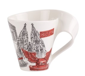 Villeroy&Boch Cities of the World Kubek 0,3L Koeln2