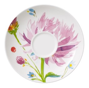Villeroy&Boch Anmut Flowers Spodek do Filiżanki do Herbaty