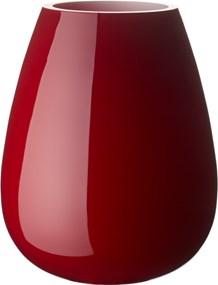 Villeroy&Boch Drop - Wazon Deep Cherry L