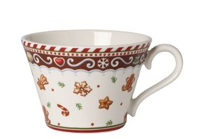 Villeroy&Boch Winter Bakery Delight Mała Filiżanka do Pieczenia Piernik