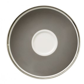 Villeroy&Boch Anmut Colour Rock Grey Spodek do Filiżanki do Kawy 15 cm.