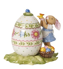 Villeroy&Boch Bunny Family Egg Box Bunny Decorating