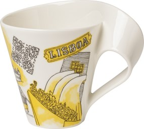 Villeroy&Boch Cities of the World Lisboa Kubek Lizbona 0,3l
