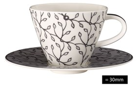 Villeroy&Boch Caffe Club Floral Steam Filiżanka do Kawy ze Spodkiem 2el.
