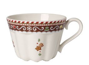 Villeroy&Boch Winter Bakery Delight Mała Filiżanka do Pieczenia Babka, Piernik