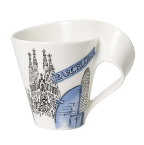 Villeroy&Boch Cities of the World Kubek Kubek 0,3L Barcelona