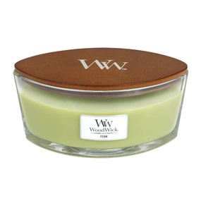 Woodwick Hearthwick Flame - Fern