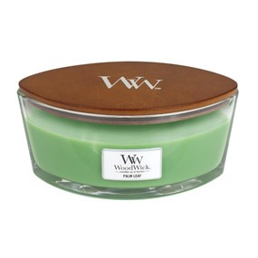 Woodwick Hearthwick Flame - Palm Leaf